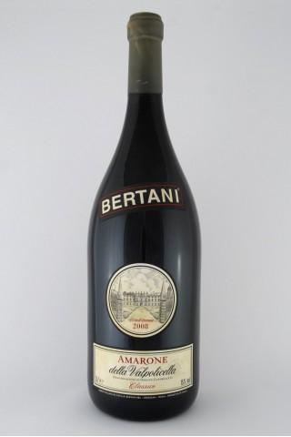Amarone Classico, 3 Liter, DOCG Bertani, 2008