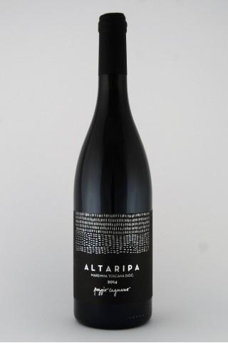 Altaripa, DOC Maremma, Cagnano, 2014