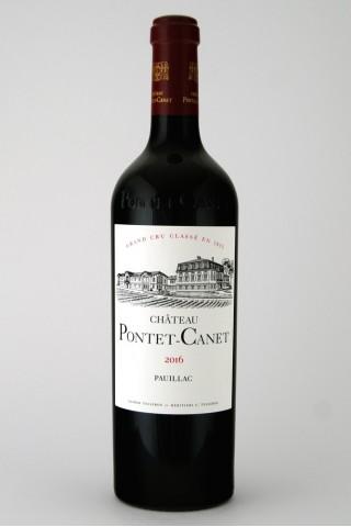Château Pontet-Canet Pauillac AOC 5ème, 2016