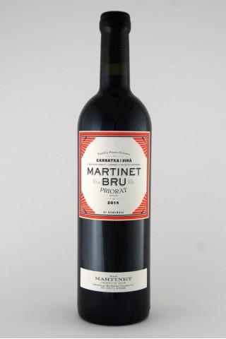 Martinet Bru, Mas Martinet, DOQ Priorat, 2018