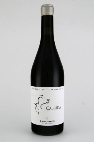 Cabrida, DO Monsant, Celler de Capçanes, 2018
